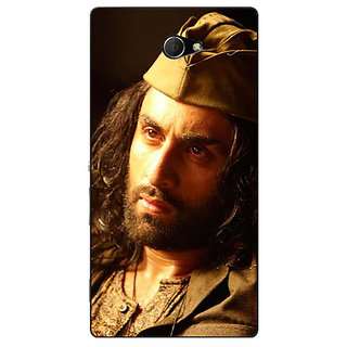 EYP Bollywood Superstar Ranbir Kapoor Back Cover Case For Sony Xperia M2 310958