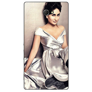 EYP Bollywood Superstar Kareena Kapoor Back Cover Case For Sony Xperia M2 311007