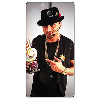 EYP Bollywood Superstar Honey Singh Back Cover Case For Sony Xperia M2 311180