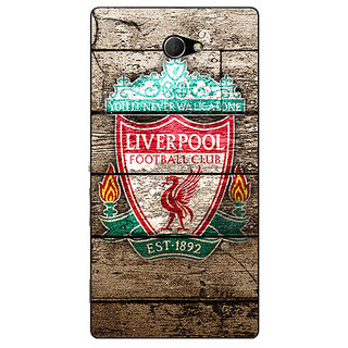 EYP Liverpool Back Cover Case For Sony Xperia M2 Dual 320548