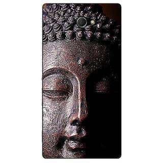 EYP Gautam Buddha Back Cover Case For Sony Xperia M2 311285