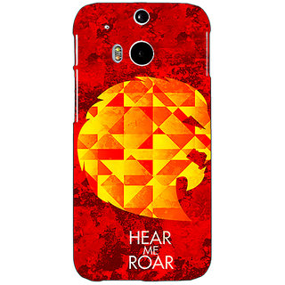 EYP Game Of Thrones GOT House Lannister  Back Cover Case For HTC One M8 Eye 330159