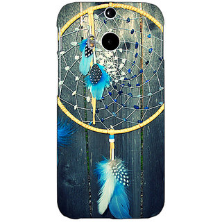 EYP Dream Catcher  Back Cover Case For HTC One M8 Eye 330198