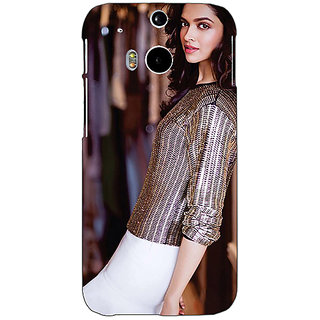 EYP Bollywood Superstar Deepika Padukone Back Cover Case For HTC One M8 Eye 331053