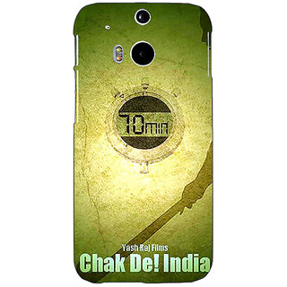 EYP Bollywood Superstar Chak De India Back Cover Case For HTC One M8 Eye 331082