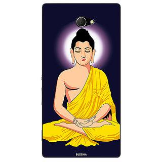EYP Gautam Buddha Back Cover Case For Sony Xperia M2 Dual 321266