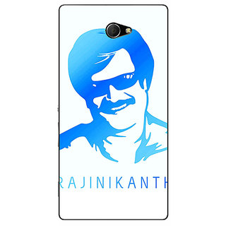 EYP Rajni Rajanikant Back Cover Case For Sony Xperia M2 Dual 321491