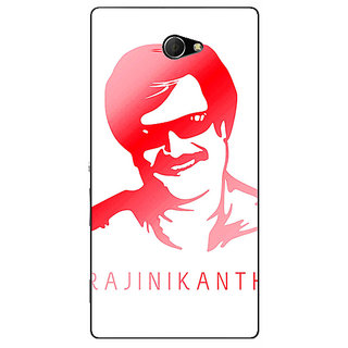 EYP Rajni Rajanikant Back Cover Case For Sony Xperia M2 Dual 321493