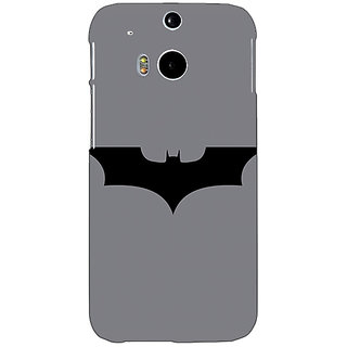 EYP Superheroes Batman Dark knight Back Cover Case For HTC One M8 Eye 330018