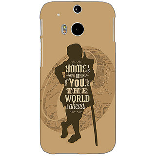 EYP LOTR Hobbit  Back Cover Case For HTC One M8 Eye 330368