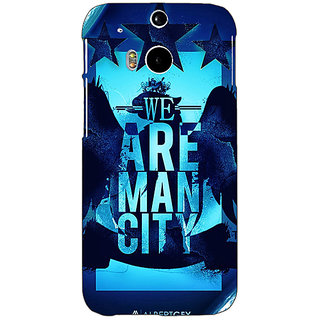 EYP  Cy Ba Cover Case For HTC One M8 Eye 330578