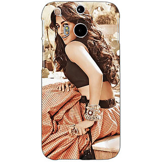 EYP Bollywood Superstar Chitrangada Singh Back Cover Case For HTC One M8 Eye 331035