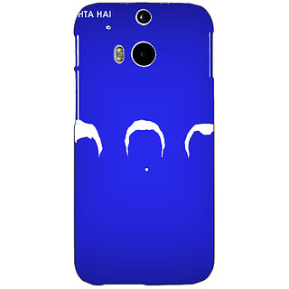 EYP Bollywood Superstar Dil Chahta Hai Back Cover Case For HTC One M8 Eye 331109