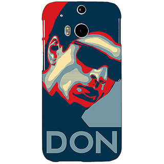 EYP Bollywood Superstar Don Shahrukh Khan Back Cover Case For HTC One M8 Eye 331113