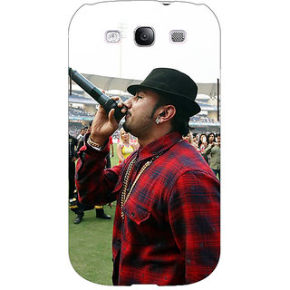 EYP Bollywood Superstar Honey Singh Back Cover Case For Samsung Galaxy S3 51178