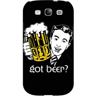 EYP Beer Quote Back Cover Case For Samsung Galaxy S3 51251