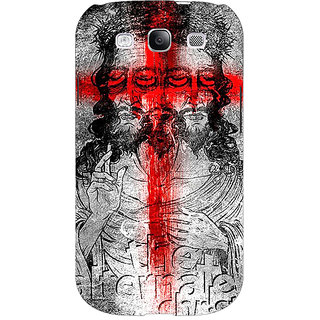 EYP Jesus Christ Back Cover Case For Samsung Galaxy S3 51274