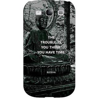 EYP Gautam Buddha Back Cover Case For Samsung Galaxy S3 51276