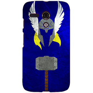 EYP Superheroes Thor Back Cover Case For Moto G (1st Gen) 130338
