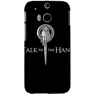 EYP Game Of Thrones GOT Hand Of The King Back Cover Case For HTC One M8 Eye 331545