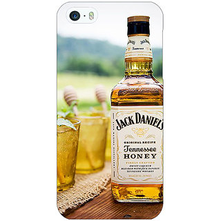 EYP Jack Daniels JD Whisky Back Cover Case For Apple iPhone 5 21211