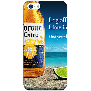 EYP Corona Beer Back Cover Case For Apple iPhone 5 21237