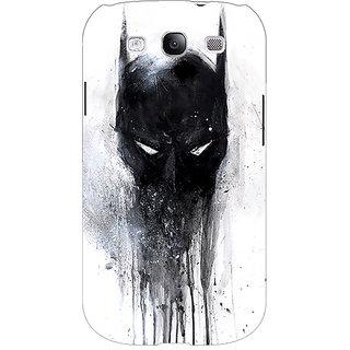 EYP Superheroes Batman Dark knight Back Cover Case For Samsung Galaxy S3 Neo 340019