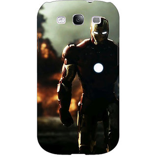 EYP Superheroes Ironman Back Cover Case For Samsung Galaxy S3 Neo 340033