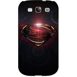 EYP Superheroes Superman Back Cover Case For Samsung Galaxy S3 Neo 340035