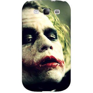 EYP Villain Joker Back Cover Case For Samsung Galaxy S3 Neo 340036