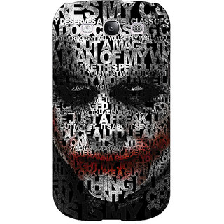EYP Villain Joker Back Cover Case For Samsung Galaxy S3 Neo 340047