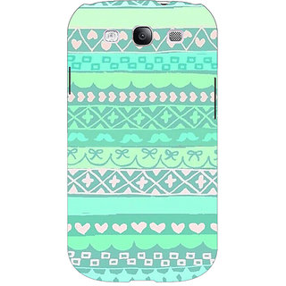 EYP Aztec Girly Tribal Back Cover Case For Samsung Galaxy S3 Neo 340074