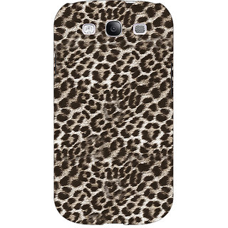EYP Cheetah Leopard Print Back Cover Case For Samsung Galaxy S3 Neo 340077