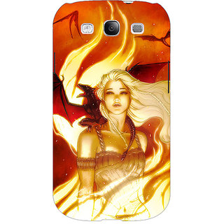 EYP Game Of Thrones GOT House Targaryen  Back Cover Case For Samsung Galaxy S3 Neo 340146