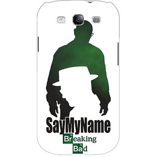 EYP Breaking Bad Heisenberg Back Cover Case For Samsung Galaxy S3 Neo 340403