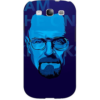 EYP Breaking Bad Heisenberg Back Cover Case For Samsung Galaxy S3 Neo 340431