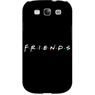 EYP FRIENDS Back Cover Case For Samsung Galaxy S3 Neo 340442