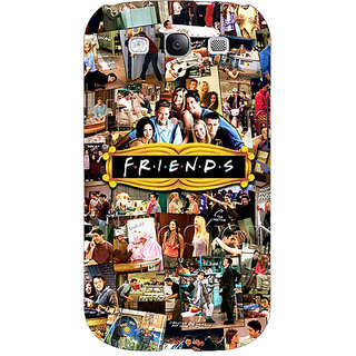 EYP FRIENDS Back Cover Case For Samsung Galaxy S3 Neo 340443