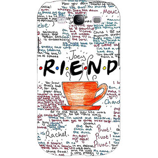 EYP FRIENDS Back Cover Case For Samsung Galaxy S3 Neo 340451