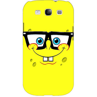 EYP Spongebob Back Cover Case For Samsung Galaxy S3 Neo 340459
