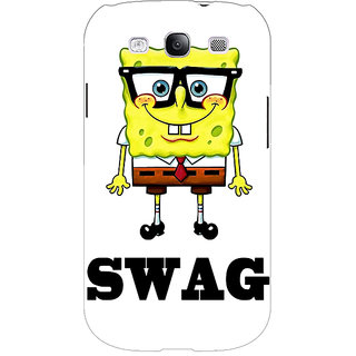EYP Spongebob Back Cover Case For Samsung Galaxy S3 Neo 340473