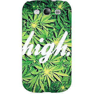 EYP Weed Marijuana Back Cover Case For Samsung Galaxy S3 Neo 340493