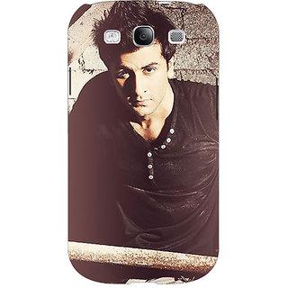 EYP Bollywood Superstar Ranbir Kapoor Back Cover Case For Samsung Galaxy S3 Neo 340903
