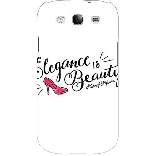 EYP Quotes Beautiful Back Cover Case For Samsung Galaxy S3 51188
