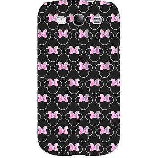 EYP Minnie Mouse Pattern Back Cover Case For Samsung Galaxy S3 Neo 341386