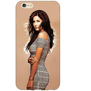 EYP Bollywood Superstar Katrina Kaif Back Cover Case For Apple iPhone 6 Plus 170993