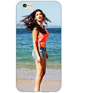 EYP Bollywood Superstar Shruti Hassan Back Cover Case For Apple iPhone 6 Plus 171013