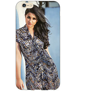 EYP Bollywood Superstar Parineeti Chopra Back Cover Case For Apple iPhone 6 Plus 171030