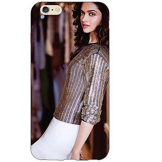 EYP Bollywood Superstar Deepika Padukone Back Cover Case For Apple iPhone 6 Plus 171053