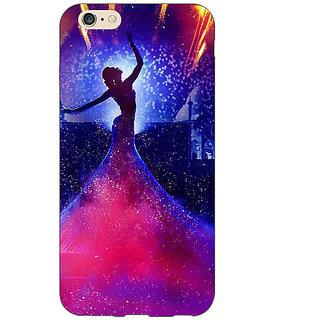 EYP Bollywood Superstar Deepika Padukone Back Cover Case For Apple iPhone 6 Plus 171060